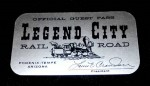 Legend City Railroad guest pass