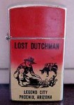 Lost Dutchman lighter
