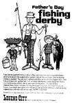 Fish Derby Ad